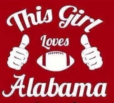 This Girl Loves Alabama
