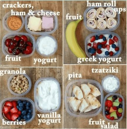 Below are my favoriteeasy lunch ideas for kids! Sandwiches can get boring day after dayand there are so many other yummy options! I've created a list ofour top picks for sandwich-free, kid approved lunches plus a few great tips to make packing lunches a cinch! Easy Lunch Ideas for Kids ©SpendWithPennies.com Pin it to your …