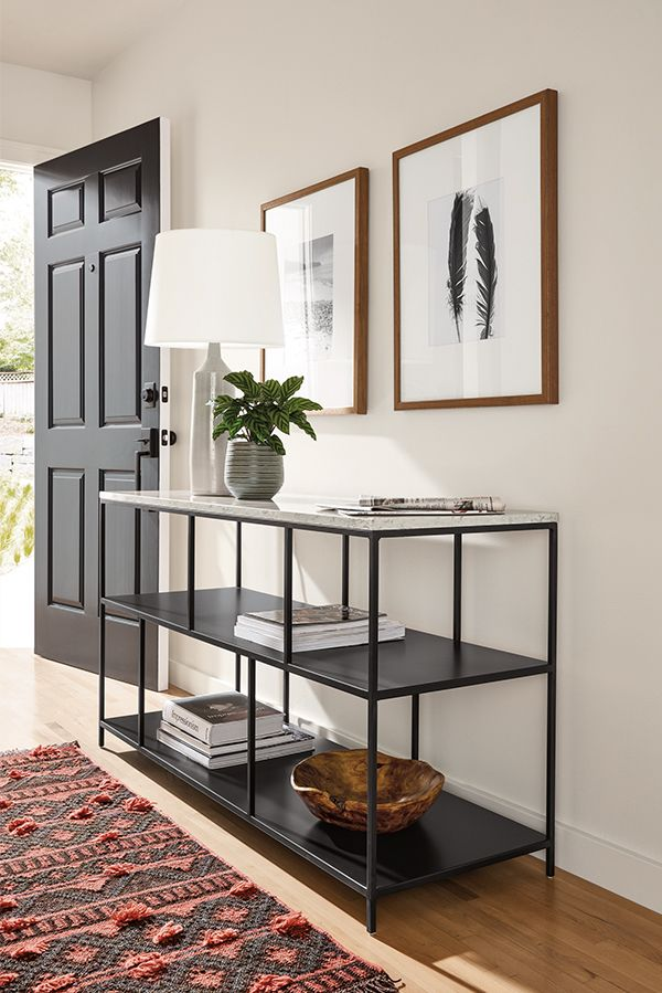 Bowen Console Tables Modern Bookcases Shelving Modern Office