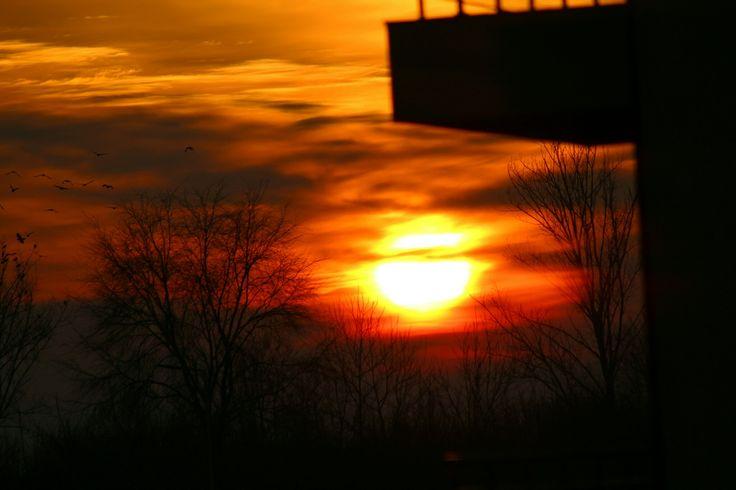 first sunset 2017