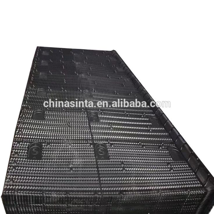 BAC PVC fill sheet for cooling tower fill/Hot sale fill pack used in EAC cooling tower