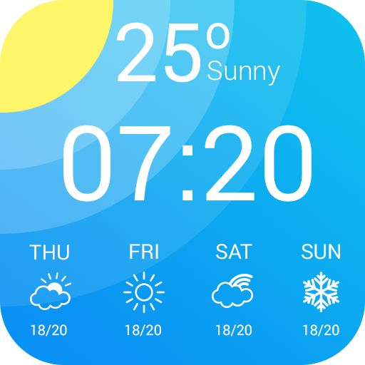 Weather Radar & Forecast Apk 1.4 Download  Weather Radar & Forecast 1.4 Apk Download   Description  Weather report is one of best free weather apps with full features: Local weather, weather map (windyty weather map service) and weather widgets. Weather map: Local weather radar app free with a lot of radar scope: Rain/snow,...  http://www.playapk.org/weather-radar-forecast-apk-1-4-download-by-smart-apps-best-apps-studio/ #android #games