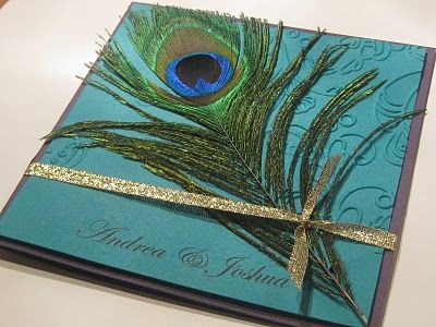 Best 25+ Peacock wedding invitations ideas on Pinterest | Peacock ...