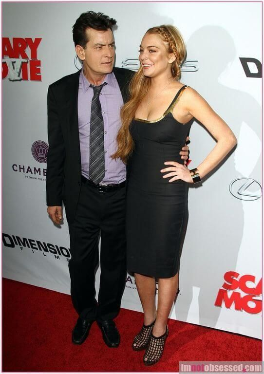 Happy birthday Charlie Sheen!