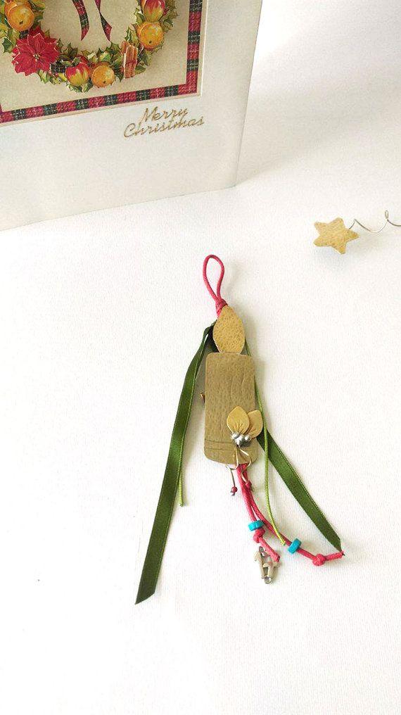 Christmas Candle,Christmas ornament,Christmas Tree Ornament,Christmas decoration,Christmas Home Decor,Christmas Wall Hanging,Christmas  gift