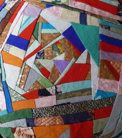 YosePillow1  http://threads.srithreads.com/2012/04/an-intricately-pieced-silk-bell-pillow-dated-taisho-12/yosepillow1/