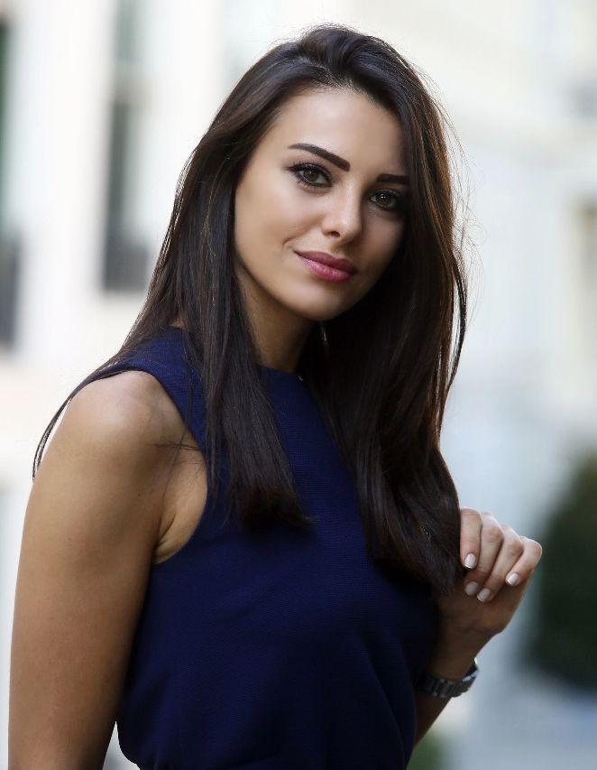Turkish actress Tuvana Türkay