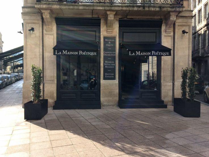 Les 9 meilleures images du tableau Boutiques Bordeaux / sur ...