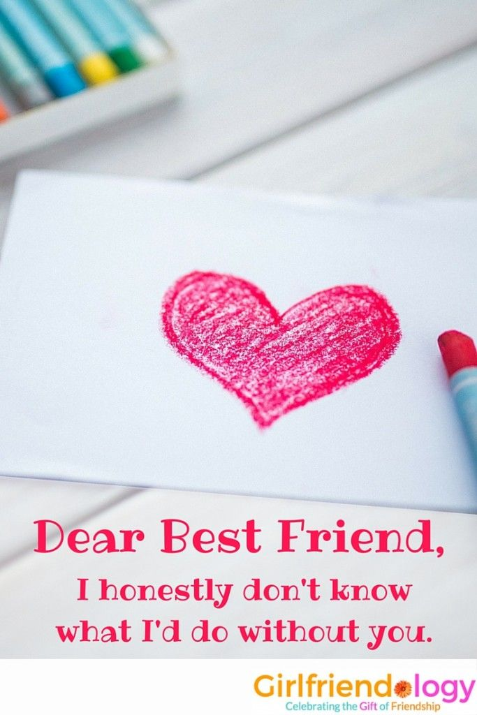 Valentine Quotes For Close Friends : Best ideas about dear friend on my quotes sayings