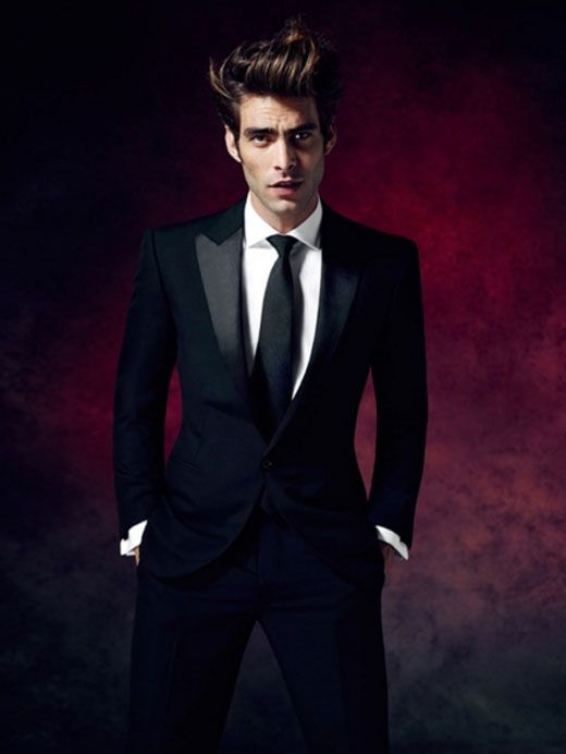 The most famous male models