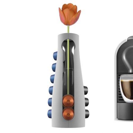 Nespresso capsule holder - capsule vase - hardtofind.