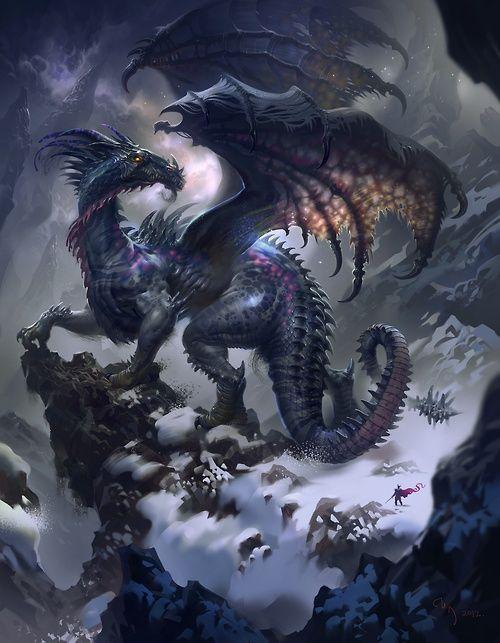 Till Death Do Us Part dragons