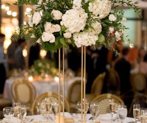 High Centerpieces | Wedding Gallery and Inspiration by Bride & Blossom, NYC's Only Luxury Wedding Florist -- Wedding Ideas, Tips and Trends for the Modern, Sophisticated Bride