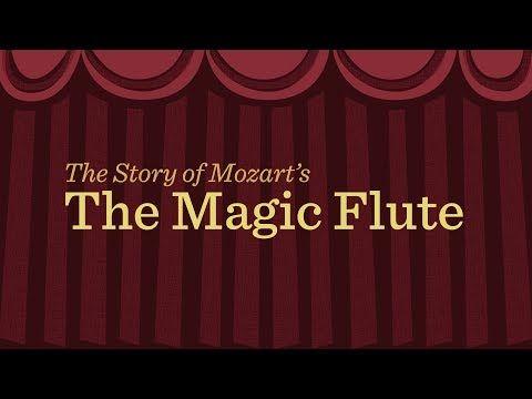 ▶ Mozart's 'Magic Flute': an animated plot summary - YouTube