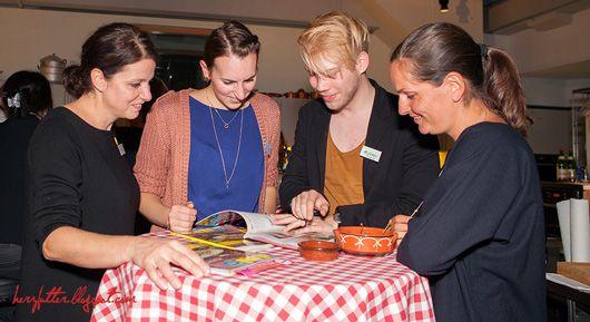 Küchenparty bei Gruner + Jahr