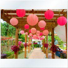 """al por mayor envío gratis- 1 piezas 10cm( 4inches"""") redondo chino linterna de papel linternas de bodas decoración del festival(China (Mainland))"""