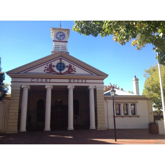Armidale court house