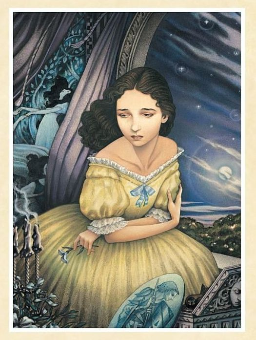 The Nightwood, by Canadian author and illustrator, Robin Muller.