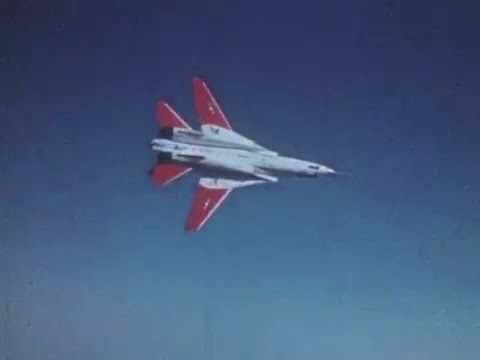 Video Credit: NASA Armstrong Flight Research Center  This 41-second video from 1980 shows a Grumman F-14 Tomcat (NASA 991) undergoing a spin test over Edwards Air Force Base in California's Mojave Desert.  NASA 991 an F-14 Navy Tomcat designated the F-14 (1X) the 1X signifying that it was Grumman's experimental testbed was used at Dryden Flight Research Center (now Armstorng) between 1979 and 1985 in extensive high-angle-of-attack and spin-control-and-recovery tests.  The NASA/Navy program…