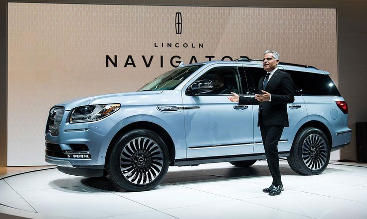9 best 2018 lincoln navigator images on pinterest 2018 for Lincoln motor company news