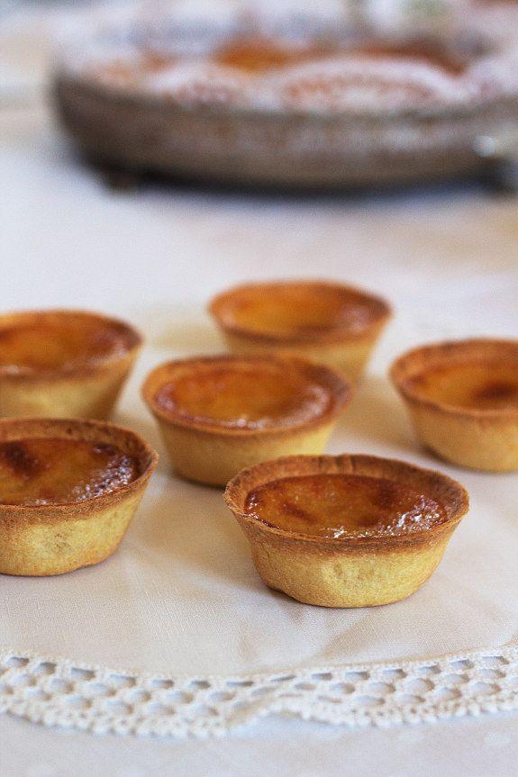 "Portuguese Delights: ""Pastéis de Santo António de Pernes"". @gracedemiranda !!!"