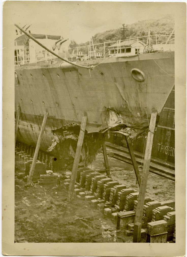 Kendrick describes the night the HMCS Huron ran aground: