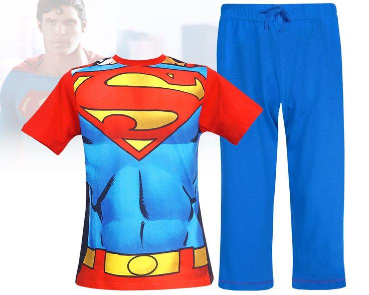 "Męska piżama Superman ""Armor"" M"