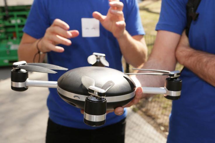 Lily, the Camera Drone that Acts as a Robot Videographer