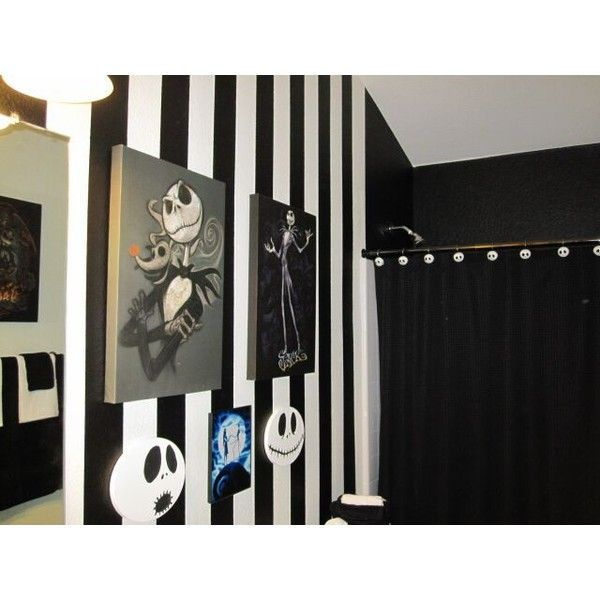 'Decor for the Dark at Heart: Visual Inspiration: Nightmare Before Christmas'-  that is awesomeeee