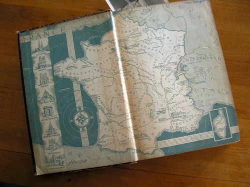 End Papers - French textbook by Nancy Stahl