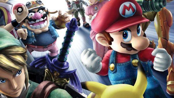 Super Smash Bros : aggiunta l'opzione per togliere i bordi nella versione 3DS