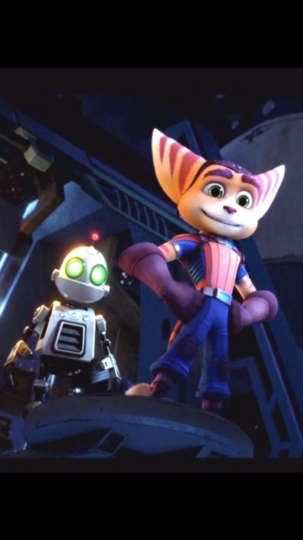 Ratchet And Clank Der Film