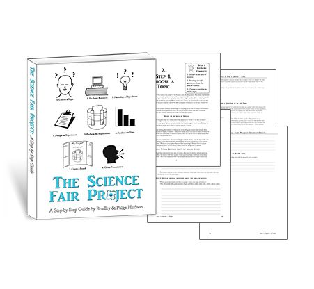 The Science Fair Project: A Step by Step Guide – elementalscience.com