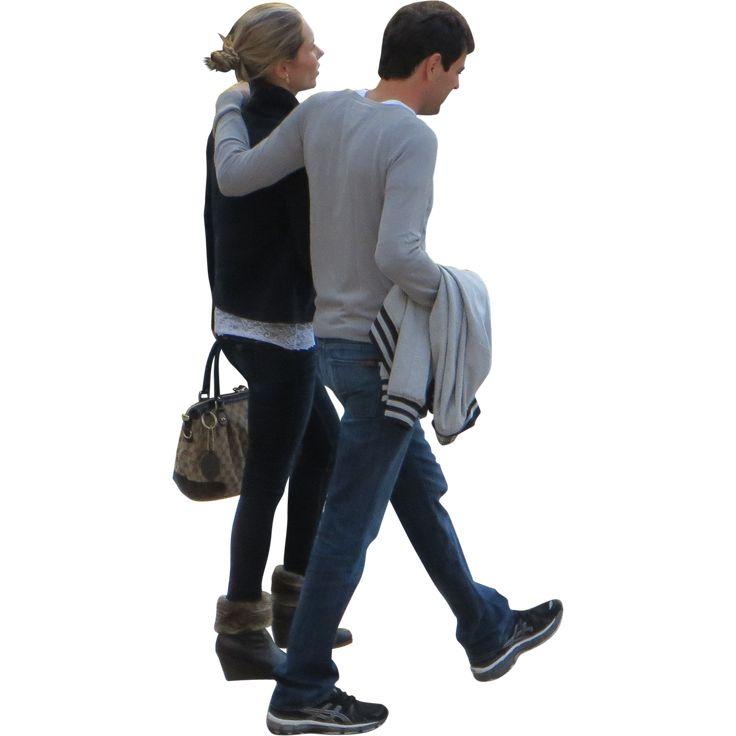 walking people png - Google Search