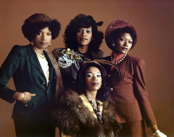 The Pointer Sisters: June, Ruth, Bonnie and Anita, in 1973. Photo: Herb Greene. What is your favorite song by these legendary Oakland, California-born sisters?