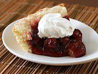Easy Cobbler Crust Cherry Pie: Easy Cherry Cobbler Pie