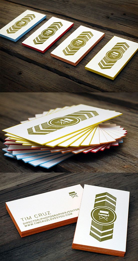 385 best Business Cards images on Pinterest | Visit cards ...