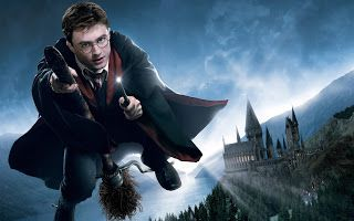 Harry Potter: Free Printable Cards or Invitations