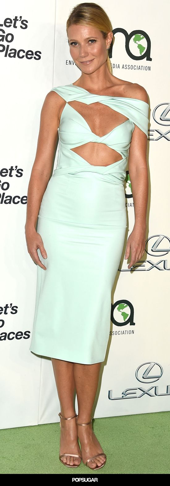 Gwyneth Paltrow Proves That Cutouts Will Always Have a Home on the Red Carpet