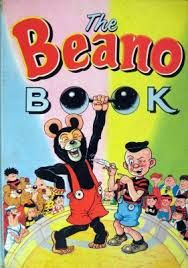The Beano annual, 1964 - I had the Beano and Dandy comics every week throughout my childhood