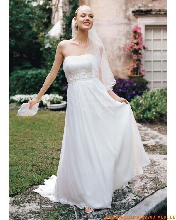 18 best brautkleid images on Pinterest | Short wedding gowns ...