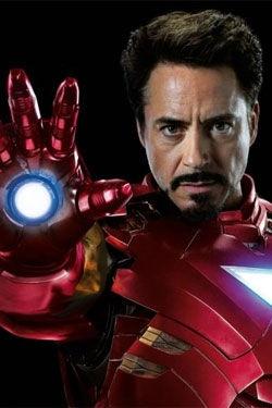 Ironman  Robert Downey Jr.