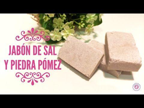 Cómo hacer jabón de sal (especial para pies) | Mis potingues y yo