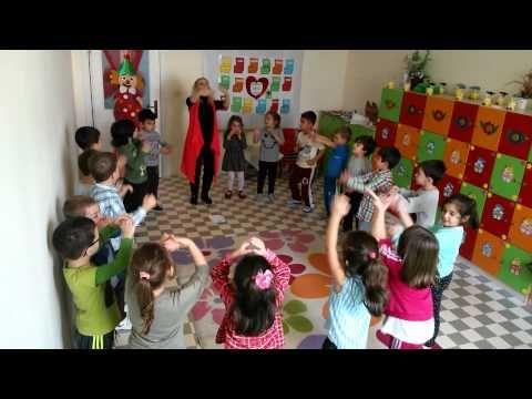 AYŞEGÜL ÖĞRETMENLE NEFES AÇMA CALIŞMASI - YouTube