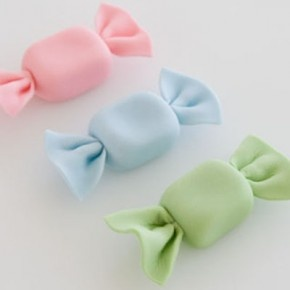 How to make gum paste candy