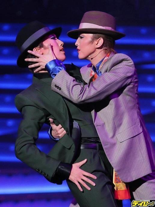 【写真】宙組「Shakespeare/HOT EYES!!」(2016年1月1日)/宝塚フォト/デイリースポーツオンライン
