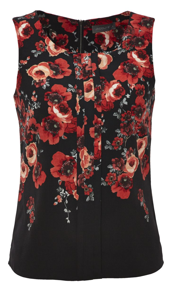 Top from Jacqui E #floralgrunge @Westfield New Zealand