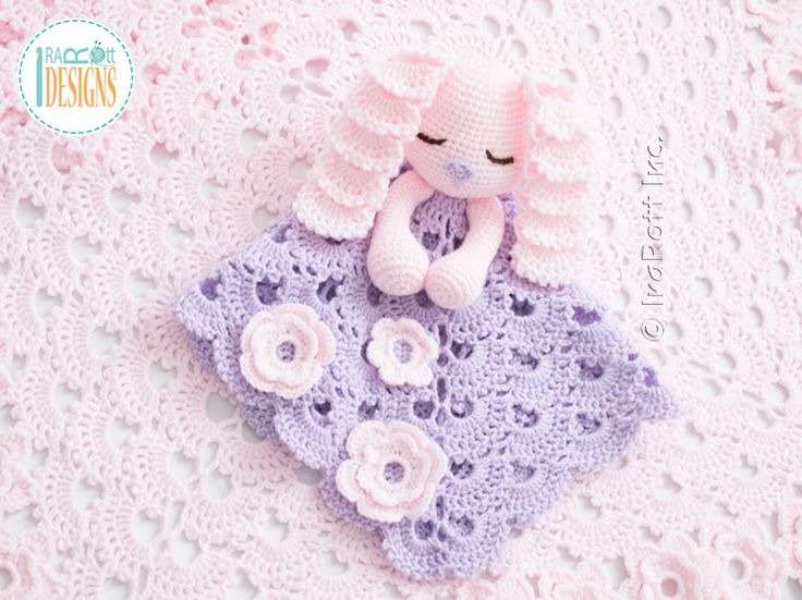Introduce our NEW Sunny the Sleepy Bunny Crochet Pattern ! Sunny the Sleepy Bunny Crochet Pattern by IraRott Crochet Bunny Lovey Pattern by IraRott® Ira used Loops & Threads Snuggly Wuggly Yarn (DK / light weight / category 3), which makes the finished...
