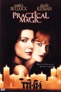 """Practical Magic"" (1998) too bad these two didn't make another movie together.  This is one I can watch over & over."