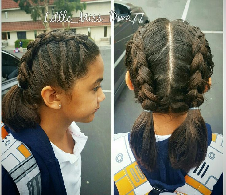 Boxer braids on short hair. Follow on instagram Li…